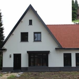 Renovatie vrijstaand woonhuis Garderen