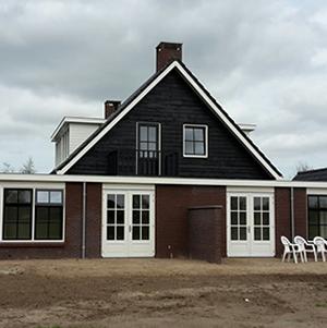 Nieuwbouw vrijstaande woning Uddel