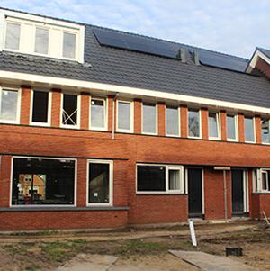 Hoevedorp nieuwbouw Kootwijkerbroek